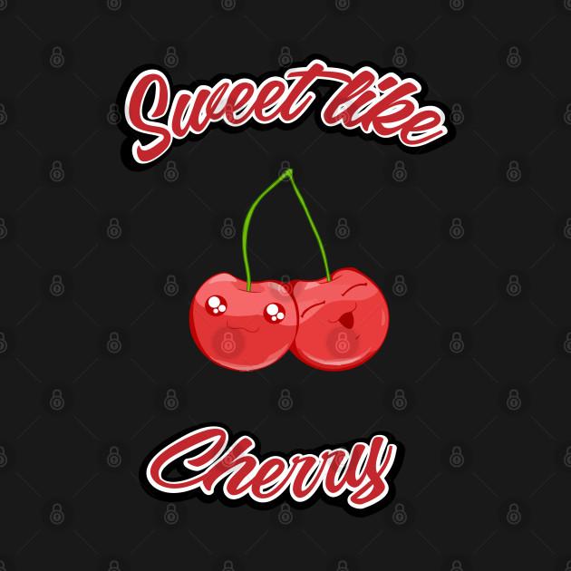 sweet like cherry, gift, gift idea, present
