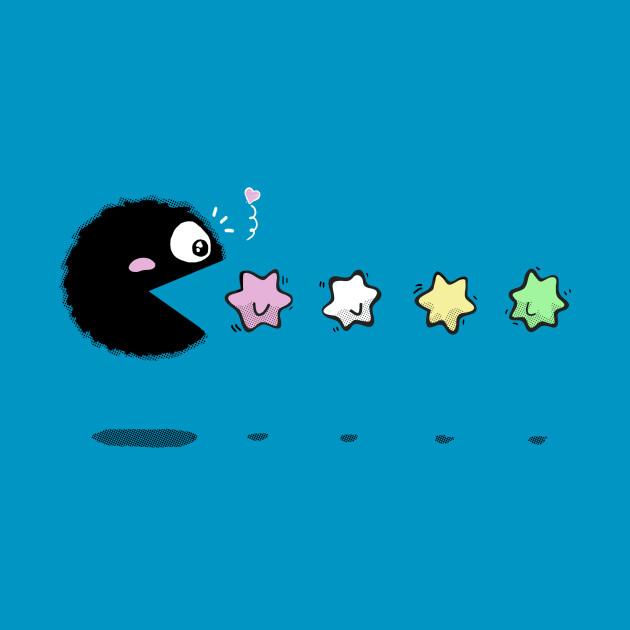 Soot Pacman