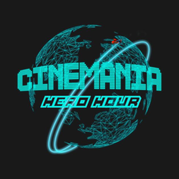 Cinemania Hero Hour Logo T-Shirt