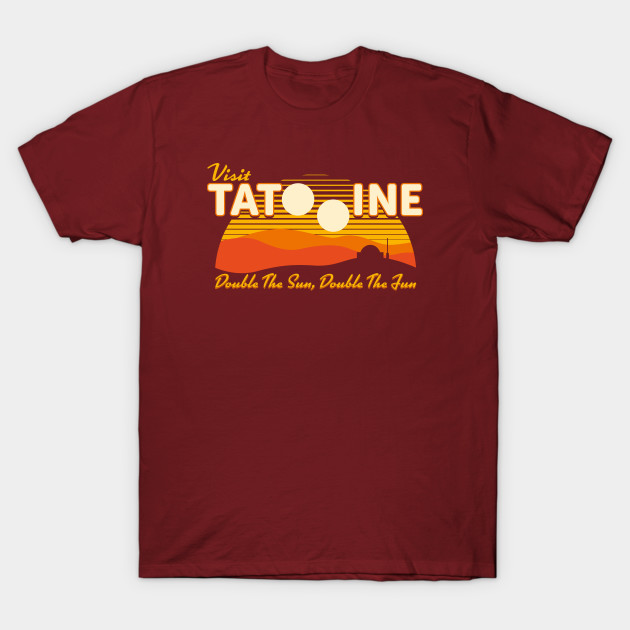 Double The Sun, Double The Fun T-Shirt-TOZ