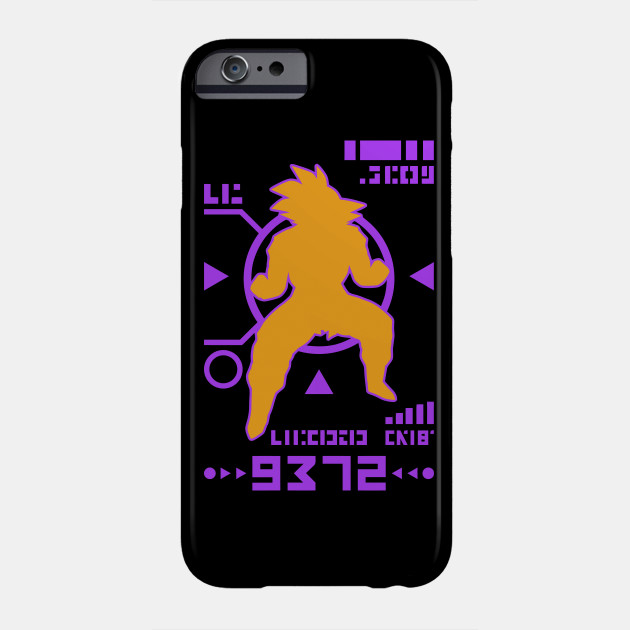 DRAGON BALL Z IT S OVER 9000 iphone case