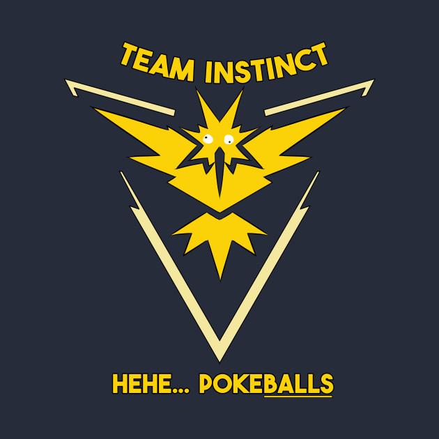 Team Instinct Alternate