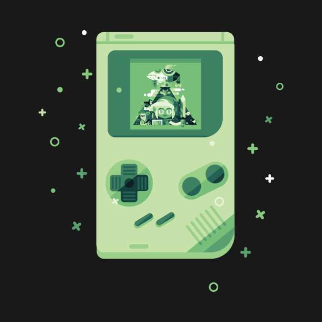 The Hero's Awakening - Gameboy version