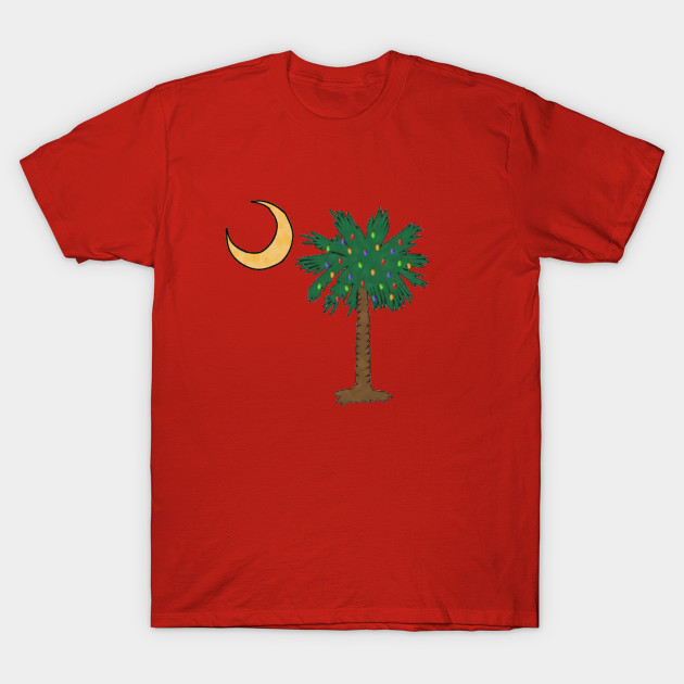 Christmas In Dixie Shirt.Sc Christmas