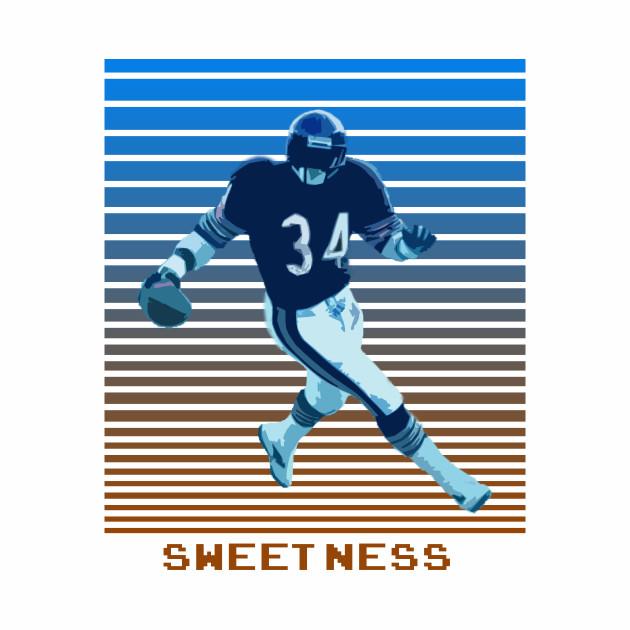 Walter Payton Sweetness