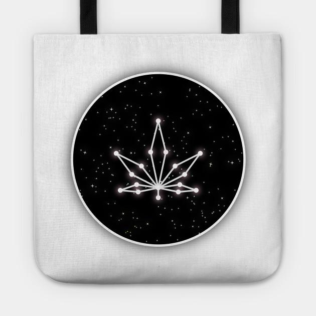 Pot Leaf Constellation