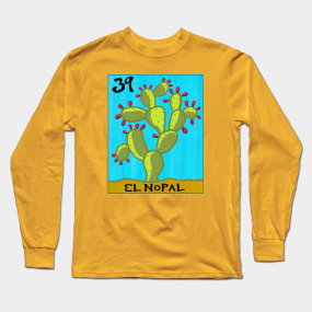 ca487161f La Loteria Long Sleeve T-Shirts | TeePublic