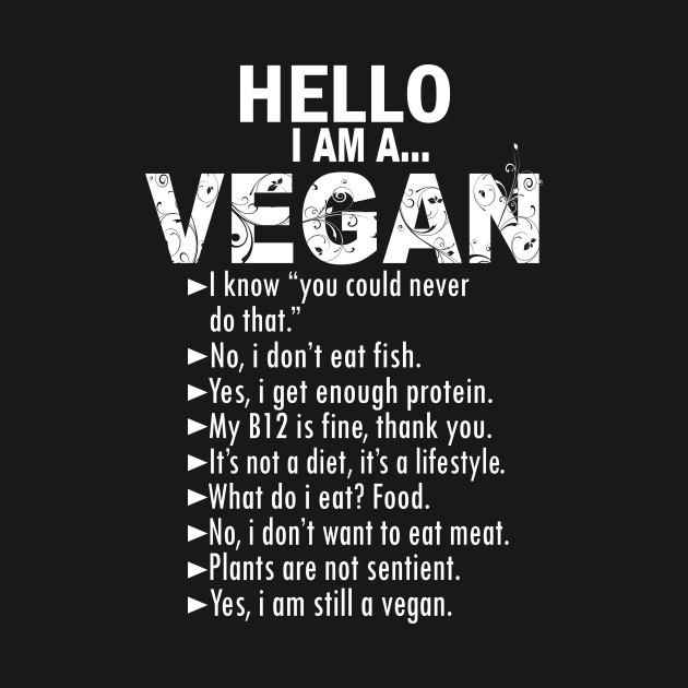 Lifestyle Vegan Gift T Shirt For Vegans Food
