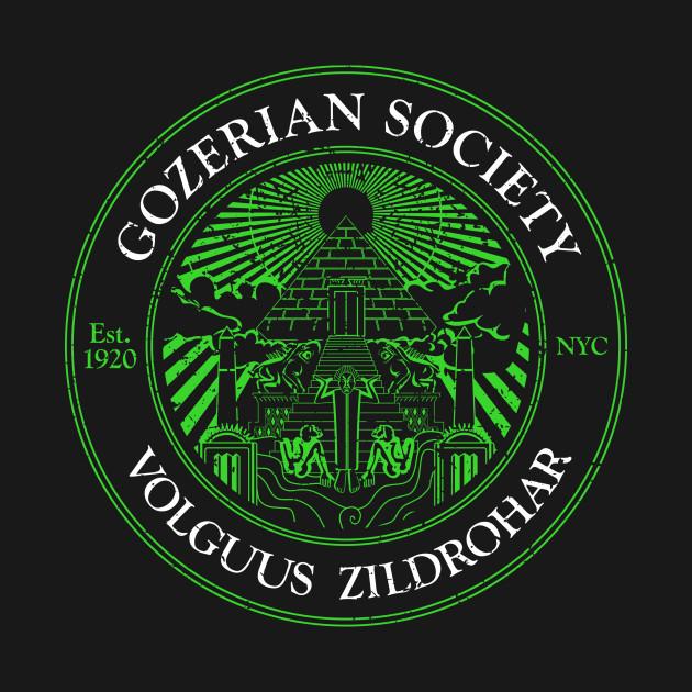 Gozerian Society - Green Slime Variant