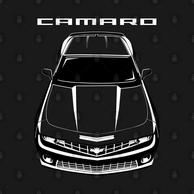 Chevrolet Camaro 5th gen 2010 - 2013