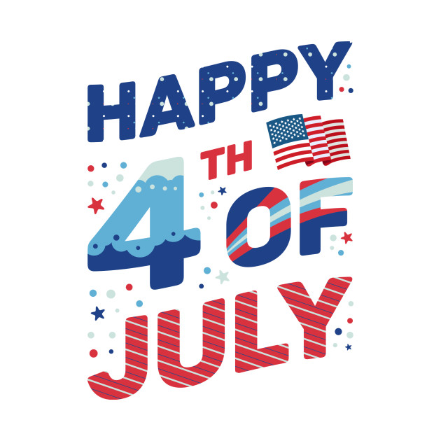 4th of july for all americans