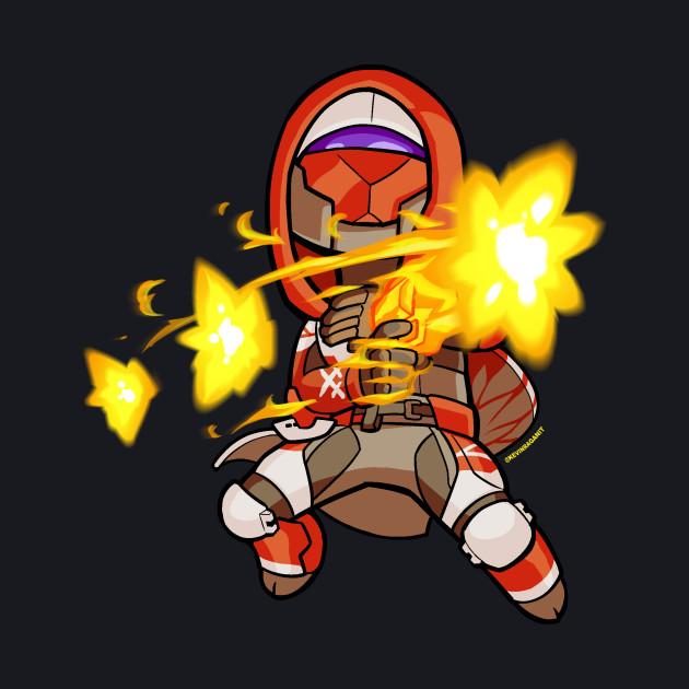 D2 Gunslinger Hunter
