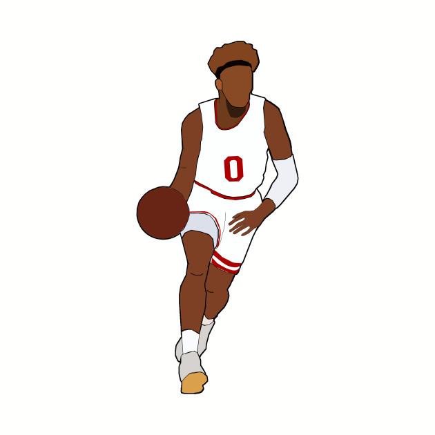 buy popular e34c1 c3860 Romeo Langford NCAA College Basketball - Indiana Hoosiers