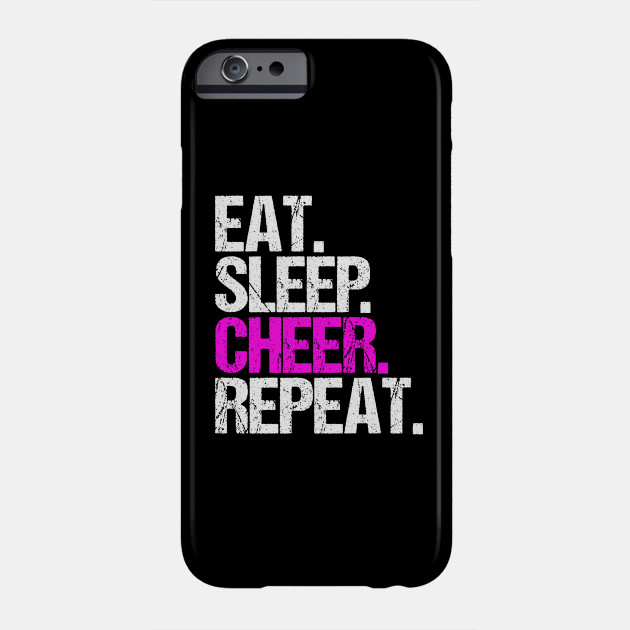 lowest price 49517 1f3c1 Eat Sleep CHEER Repeat