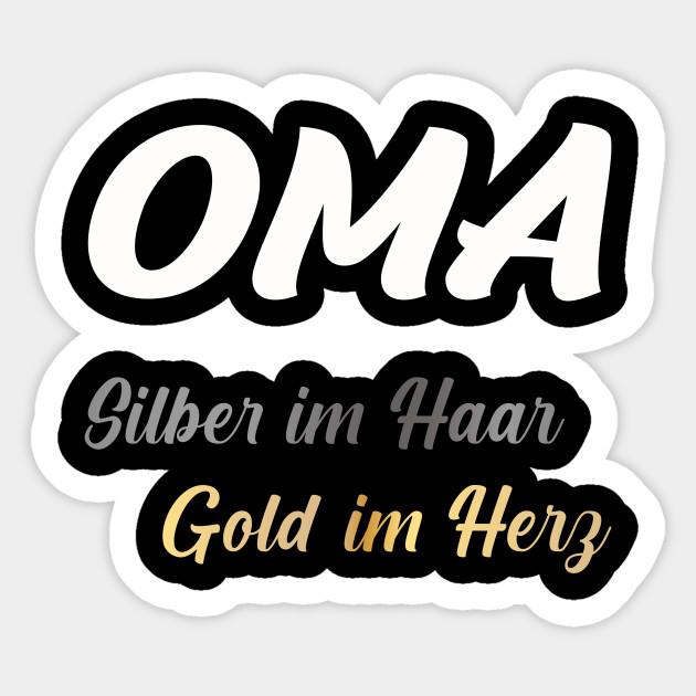 Oma Geschenk Lustig Spruche Beste Oma Sticker Teepublic Uk