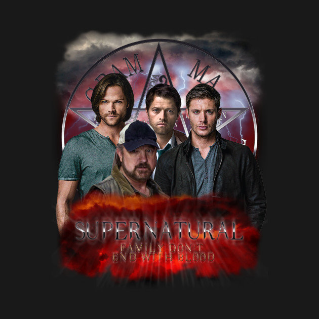 Supernatural Family dont end with blood 4C9