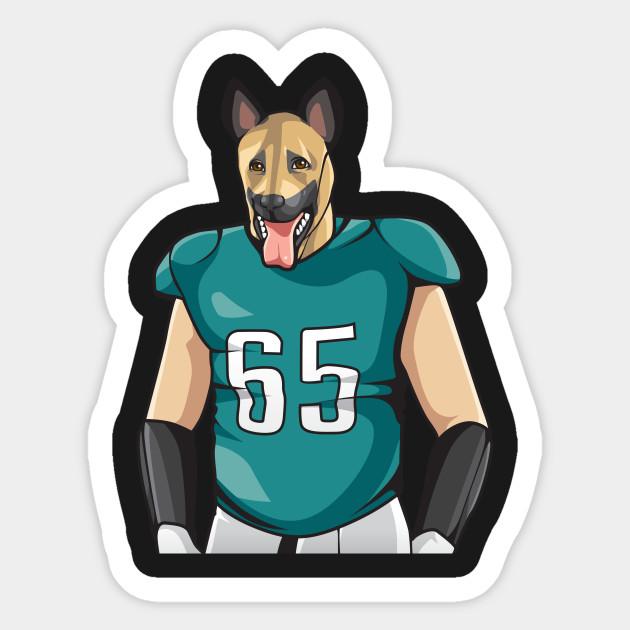 Underdog Sticker