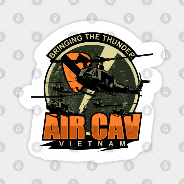 Air Cav Vietnam Patch (distressed)