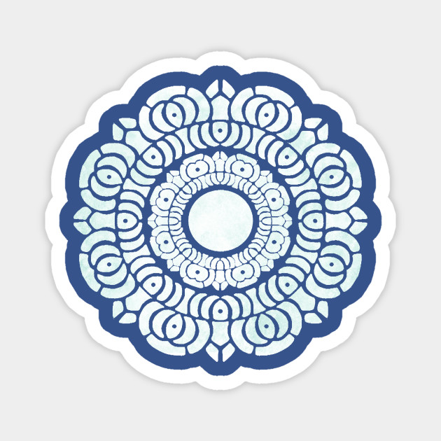 White Lotus Symbol Avatar The Last Airbender Magnet Teepublic