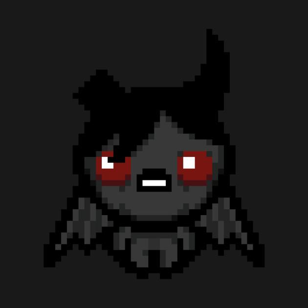 The Binding of Isaac, pixel Azazel