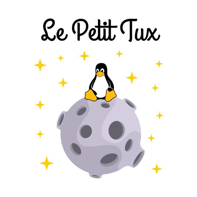 Le Petit Tux - Linux Mascot