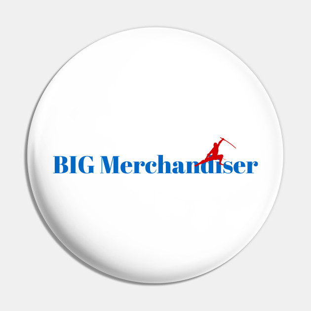 The BIG Merchandiser Ninja