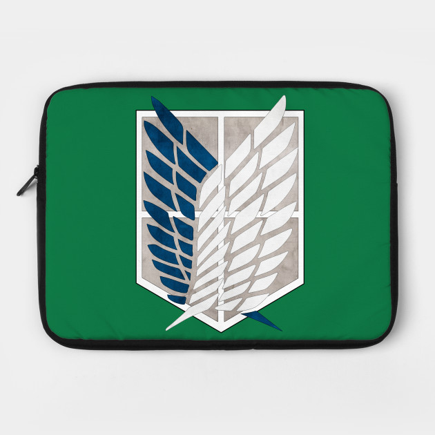 Attack On Titan: Survey Corps logo