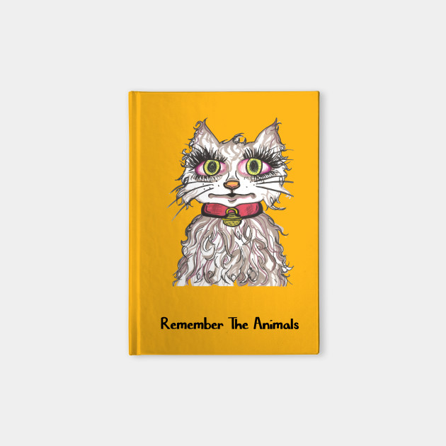 Remember The Animals Cute Cat