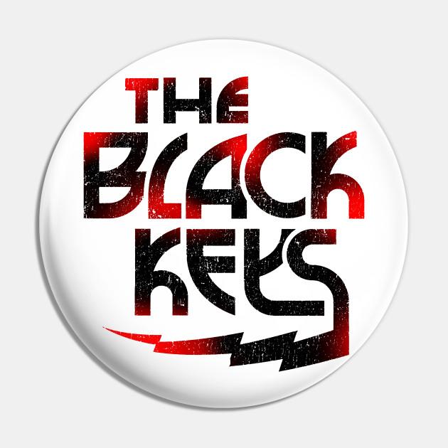 BLACK KEYS SHADOW RED