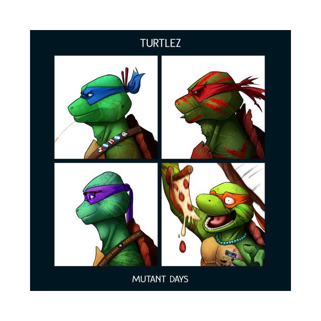 Turtlez - Mutant Days
