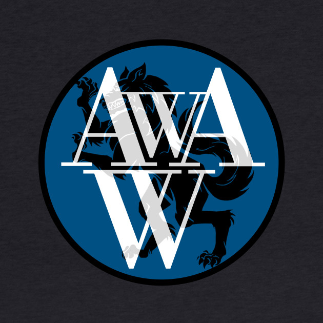 A Wolf Among Wolves logo