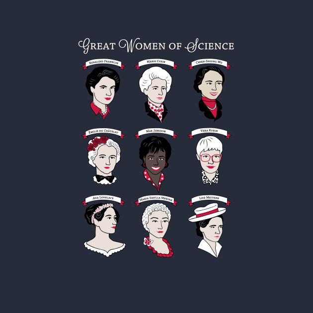Great Women of Science