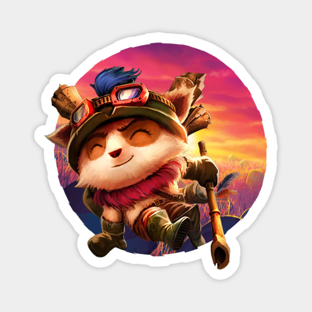 Teemo League of legends Shirt Fan art Awesome Gifts for Gamers