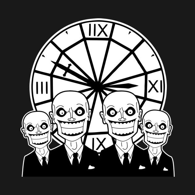 T-Shirts, Buffy - The Gentlemen Clock... | TeePublic