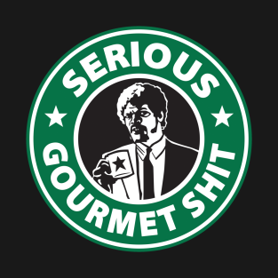 Some Serious Gourmet Coffee t-shirts