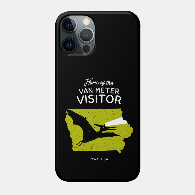 Home of the Van Meter Visitor | Home State Cryptids Collection