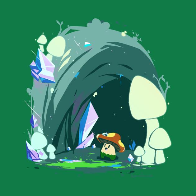 Mushy Cavern
