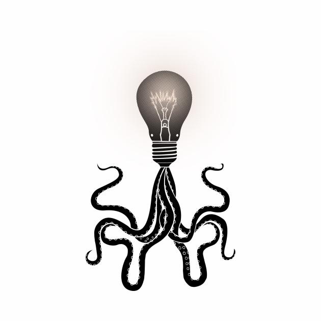 Octopus bulb
