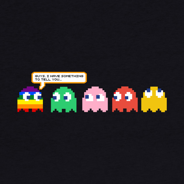 Pacman Ghost is coming out