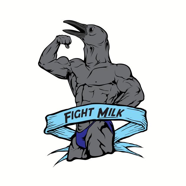 Fight Milk!!