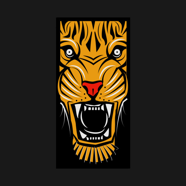 Rawr lion