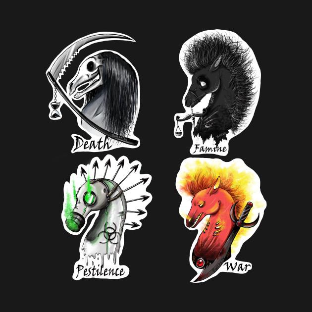 The Four Horsemen (4)