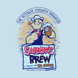 Sailor's Brew t-shirts