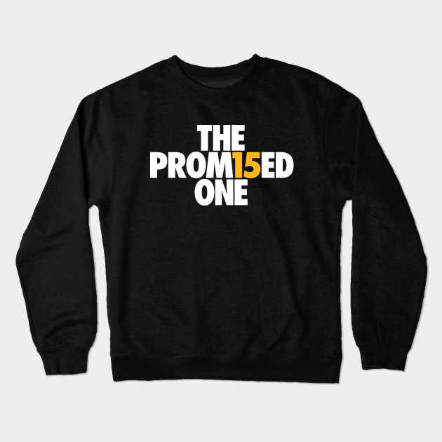 bdacf9299 Mahomes The Promised One - Patrick Mahomes - Crewneck Sweatshirt ...