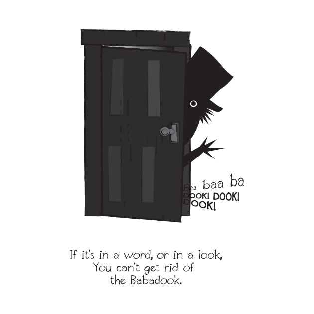 you can't get rid of the Babadook