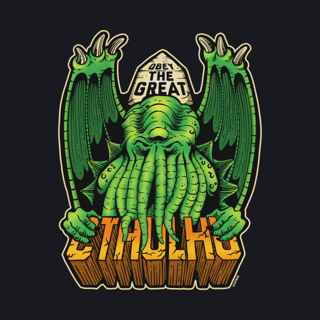 The Great Cthulhu