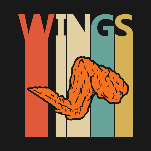 Vintage Chicken Wings