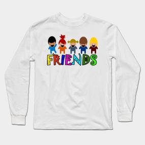 e64f730be7 Friendship Is Magic Long Sleeve T-Shirts | TeePublic