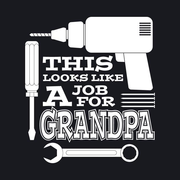 A Job For Grandpa