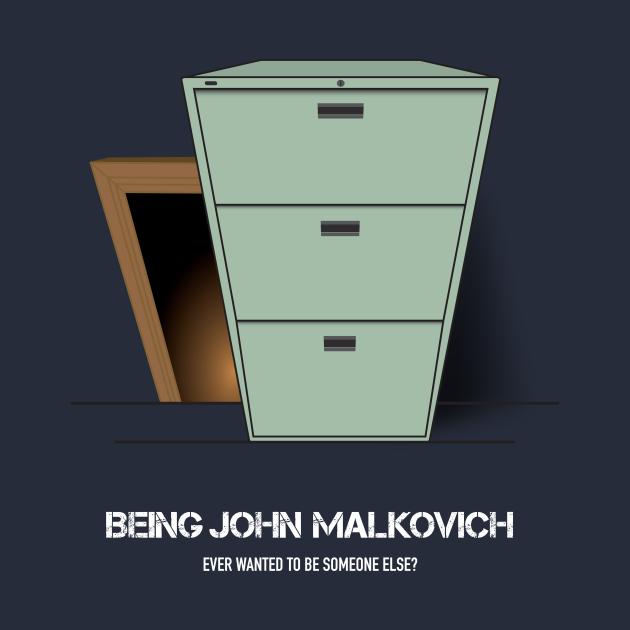 Being John Malkovich - Alternative Movie Poster